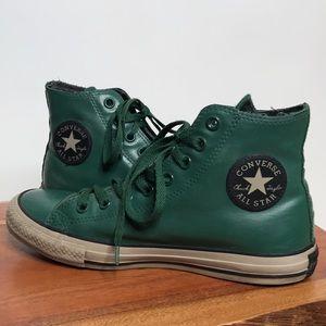 Converse Chuck Taylor AllStar Rubber Green HighTop